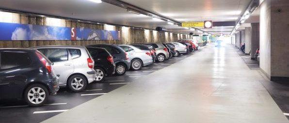 skagen parkering
